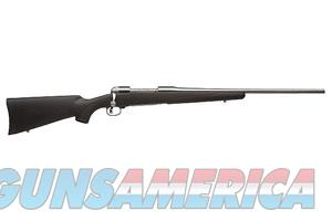 "Savage 18486 16/116 FCSS Bolt 223 Rem 22"" 4+1 Accustock Black Stk Stainless Steel  Guns > Rifles > Savage Rifles"