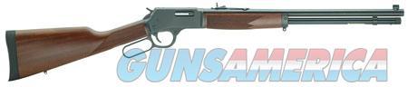 """Henry H012M327 Big Boy Steel  Lever 327 Federal Magnum 20"""" 10+1 American Walnut Stk Blued  Guns > Rifles > H Misc Rifles"""