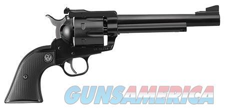 """Ruger 0316 Blackhawk Blued 357 Mag 6.5"""" 6 Round Black Rubber Grip Blued  Guns > Pistols > Ruger Single Action Revolvers > Blackhawk Type"""