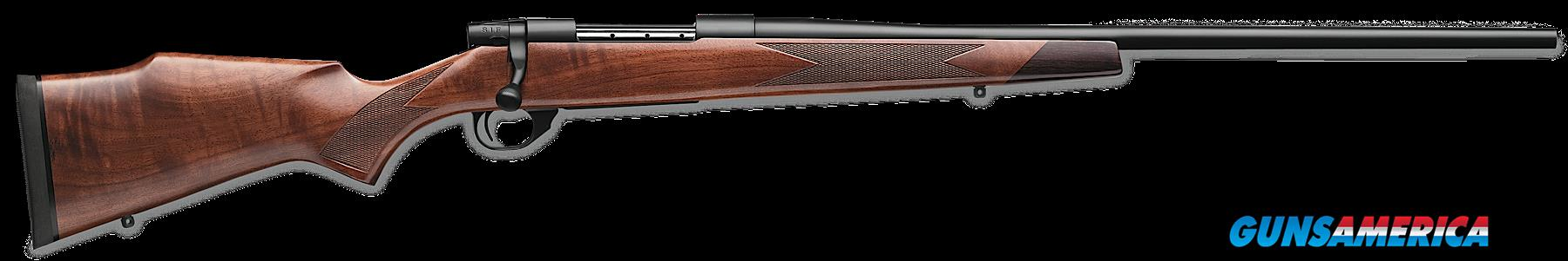 "Weatherby VDT243NR4O Vanguard Series 2 Sporter Bolt 243 Winchester 24"" 5+1 Walnut Stk Blued  Guns > Rifles > Weatherby Rifles > Sporting"