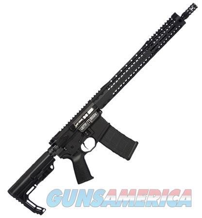 "Black Rain BROSCOUTBLK Recon Scout Semi-Automatic 223 Rem/5.56NATO 16"" 30+1 Black 6-Position  Guns > Rifles > B Misc Rifles"