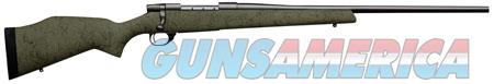 "Weatherby VMT257WR6O Vanguard RC Bolt 257 Weatherby Magnum 26"" 3+1 Synthetic Green w/Black Web Stk  Guns > Rifles > Weatherby Rifles > Sporting"