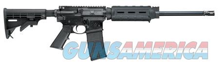 "Smith & Wesson 12024 M&P15 Sport II OR Semi-Automatic 223 Rem/5.56 NATO 16"" 30+1 Black 6-Position  Guns > Rifles > S Misc Rifles"