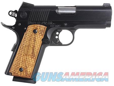 "American Classic ACA45B 1911 Amigo 45 ACP Single 3.5"" 7+1 Hardwood Grip Blued Slide  Guns > Pistols > Desert Eagle/IMI Pistols > Other"