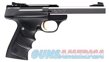 "Browning 051409490 Buck Mark Standard URX *CA Complaint 22 LR 5.50"" 10+1 Black Matte, Ultragrip RX  Guns > Pistols > Browning Pistols > Buckmark"