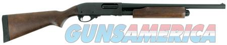 "Remington Firearms 25559 870 Express Tactical Pump 12 Gauge 18.5"" 3"" Hardwood Stk Black Rcvr  Guns > Shotguns > R Misc Shotguns"