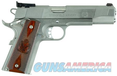 """Springfield Armory PI9132LCA 1911 Target *CA Compliant* 45 ACP Single 5"""" 7+1 Cocobolo Grip Stainless  Guns > Pistols > S Misc Pistols"""