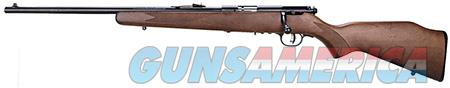 "Savage 95700 93 GL LH Bolt 22 WMR 21"" 5+1 Hardwood Stk Blued  Guns > Rifles > Savage Rifles > Accutrigger Models"