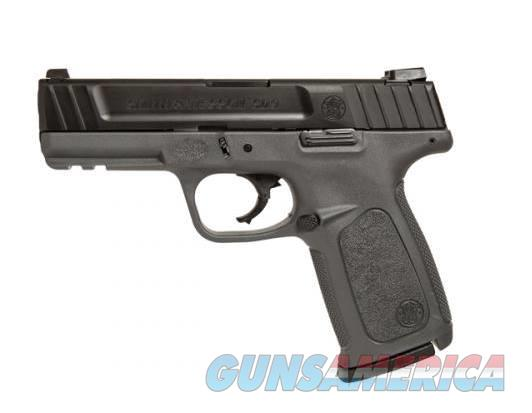 Smith and Wesson SD9VE 9MM BLK/GRAY 16+1 4 FS 11995  Guns > Pistols > S Misc Pistols