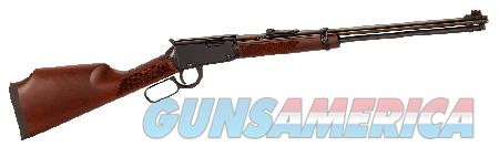 "Henry H001V Varmint Express  Lever 17 HMR 19.25"" 11+1 American Walnut Stk Blued  Guns > Rifles > H Misc Rifles"