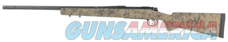 "Remington Firearms 85197 700 5-R Gen 2 Bolt 300 Win Mag 24"" 3+1 Sand w/Black Webbing Fixed HS  Guns > Rifles > R Misc Rifles"