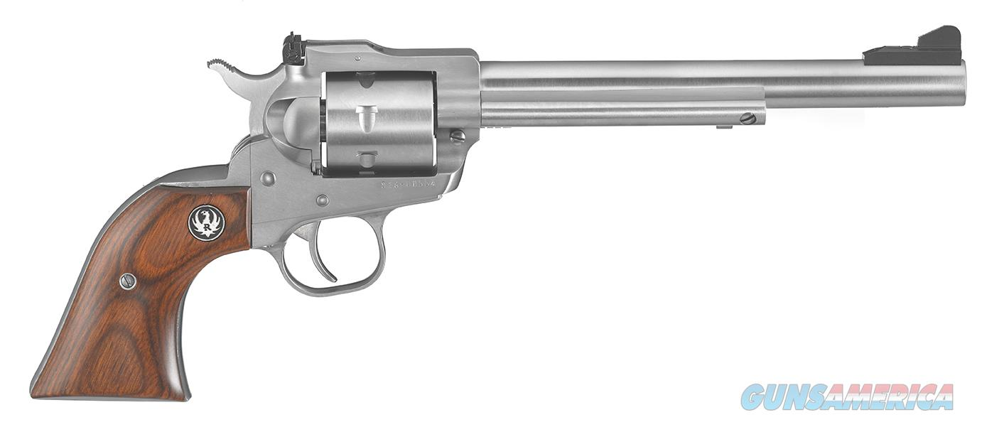 Ruger SINGLE SEVEN 327FED 7-1/2 SS 8162 7 SHOT/ADJ SGTS/WOOD GRIP  Guns > Pistols > R Misc Pistols
