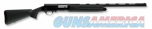 "Browning 0118013004 A5 Stalker Semi-Automatic 12 Gauge 28"" 3"" Synthetic Black Stk Black Aluminum  Guns > Shotguns > Browning Shotguns > Autoloaders > Hunting"