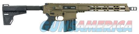 "Diamondback DB10PBB13 DB10 AR Pistol Semi-Automatic 308 Winchester/7.62 NATO 13.5"" 20+1 Polymer  Guns > Rifles > D Misc Rifles"