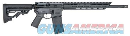 "Mossberg 65081 MMR Tactical Semi-Automatic 223 Rem/5.56 NATO 16"" 30+1 Black 6 Position Synthetic  Guns > Rifles > MN Misc Rifles"
