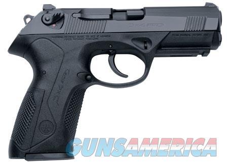 """Beretta USA JXF4F20CA Px4 Storm Full Size *CA Compliant* 40 S&W Single/Double 4"""" 10+1 Black  Guns > Pistols > B Misc Pistols"""