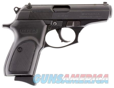 "Bersa T380M8 Thunder 380 380 Automatic Colt Pistol (ACP) Single/Double 3.5"" 8+1 Black Polymer Grip  Guns > Pistols > B Misc Pistols"