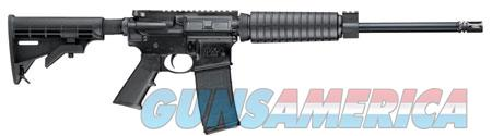 "Smith & Wesson 10159 M&P15 Sport II OR Semi-Automatic 223 Rem/5.56 NATO 16"" 30+1 Black 6-Position  Guns > Rifles > S Misc Rifles"