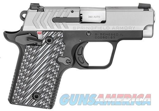 SPRINGFIELD ARMORY 911 380 ACP  PG9109S  Guns > Pistols > Springfield Armory Pistols > 911
