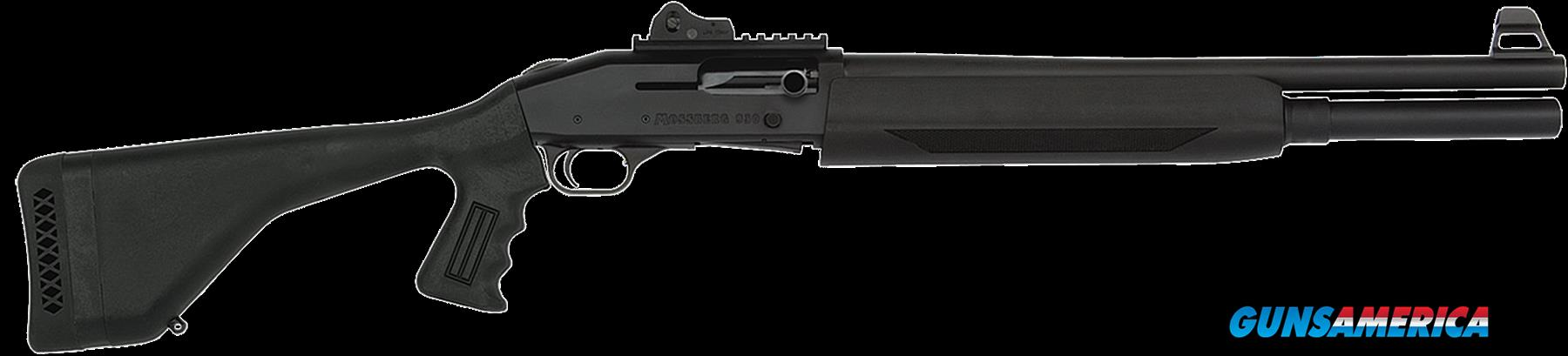 "Mossberg 85370 930 Semi-Automatic 12 Gauge 18.5"" 3"" 7+1 Synthetic w/Pistol Grip Blk Matte Blued  Guns > Shotguns > Mossberg Shotguns > Autoloaders"