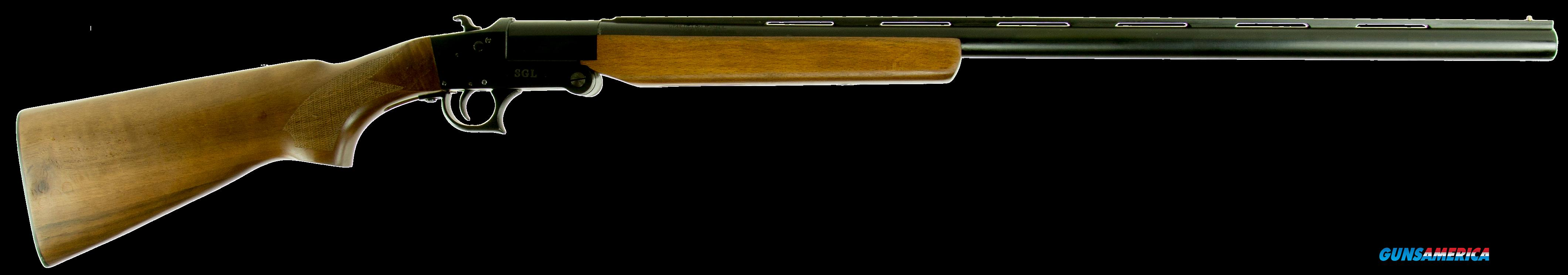 "Hatfield USH12W SLG Break Open 12 Gauge 28"" 3"" Walnut Stk Black High Gloss  Guns > Shotguns > H Misc Shotguns"