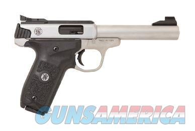 "Smith & Wesson 11536 SW22 Victory Target *MA Compliant* Single 22 Long Rifle (LR) 5.5"" 10+1 Black  Guns > Pistols > Smith & Wesson Pistols - Autos > .22 Autos"