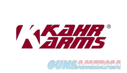 Kahr Arms CW40 40SW BLK/BLK 3.6 6+1 W/ONE MAG  PINNED FRONT SITE  Guns > Pistols > K Misc Pistols