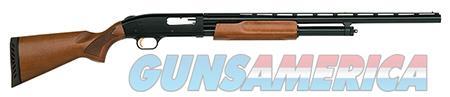 "Mossberg 52132 500 Youth 12 Gauge 24"" 5+1 3"" Blued Walnut Right Youth/Compact Hand  Guns > Shotguns > Mossberg Shotguns > Pump > Sporting"