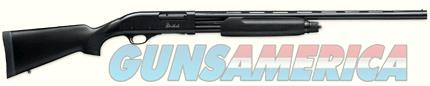 Weatherby PA-08 PUMP 12/28 BL/SYN 3 3 CHAMBER MATTE FINISH  Guns > Shotguns > W Misc Shotguns