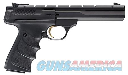 "Browning 051421490 Buck Mark Contour URX *CA Compliant  22 LR 5.5"" 10+1 Black Aluminum Alloy,  Guns > Pistols > Browning Pistols > Buckmark"