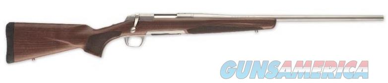 """Browning 035202291 X-Bolt Stalker  Bolt 6mm Creedmoor 22"""" 3+1 Synthetic Black Stk Stainless  Guns > Rifles > Browning Rifles > Bolt Action > Hunting > Blue"""