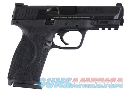 "Smith & Wesson 11761 M&P 9 M2.0 Double 9mm Luger 4.25"" 10+1 Black Polymer Grip/Frame Grip Black  Guns > Pistols > Smith & Wesson Pistols - Autos > Shield"