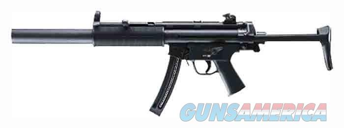 Walther WALTHER H&K MP5-SD .22LR RIFLE 1-25RD MAGAZINE 5780311  Guns > Rifles > Weatherby Rifles > Tactical