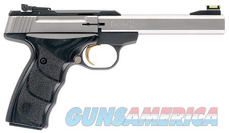 "Browning 051427490 Buck Mark Plus UDX *CA Compliant 22 LR 5.50"" 10+1 Black Aluminum Alloy, Ultragrip  Guns > Pistols > Browning Pistols > Buckmark"