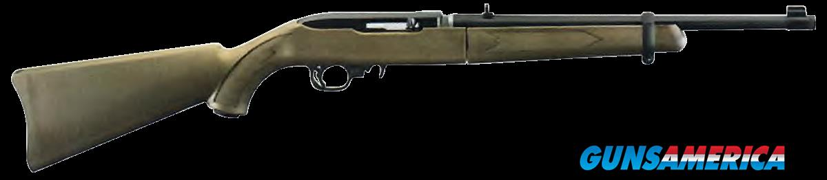 "Ruger 21181 10/22 Takedown Semi-Automatic 22 Long Rifle (LR) 16.4"" TB 10+1 Synthetic Mica Bronze Stk  Guns > Rifles > R Misc Rifles"