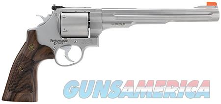 """Smith & Wesson 170334 629 Performance Center 44 Rem Mag 6 Round 8.38"""" Stainless Stainless Steel Wood  Guns > Pistols > Smith & Wesson Revolvers > Model 629"""