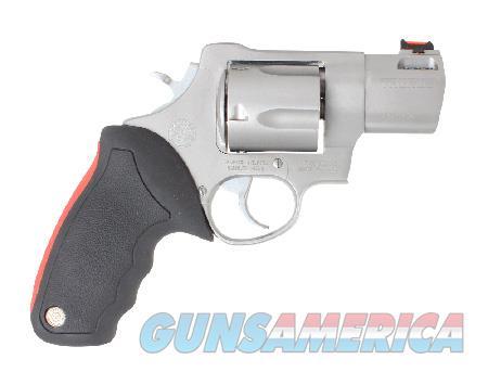 "Taurus 2454029M 454 Raging Bull 454 Casull 2.25"" 5rd Adj Sight Syn Grip SS  Guns > Pistols > Taurus Pistols > Revolvers"
