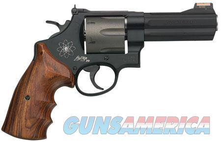 """Smith & Wesson 163414 329 Personal Defense Single/Double 44 Remington Magnum 4.125"""" 6 rd Wood Grip  Guns > Pistols > Smith & Wesson Revolvers > Full Frame Revolver"""