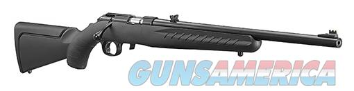 "Ruger 8303 American Rimfire Compact Bolt 22 Long Rifle (LR) 18"" 10+1 Synthetic Black Stk Blued  Guns > Rifles > Ruger Rifles > American Rifle"
