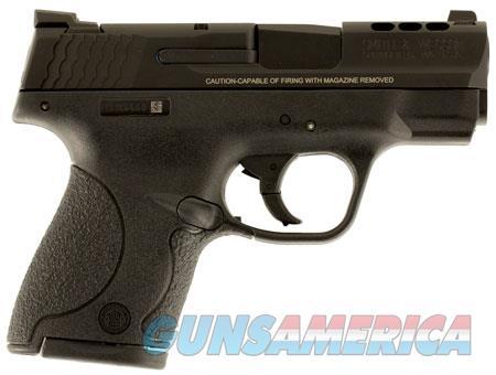 "Smith & Wesson 11631 M&P 40 Shield Performance Center 40 S&W Double 3.1"" Ported 6+1/7+1 TNS Black  Guns > Pistols > Smith & Wesson Pistols - Autos > Shield"