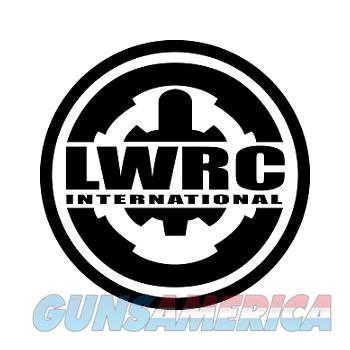"""LWRC VALKDIRCK20 LWRCI Direct Impingement Semi-Automatic 224 Valkyrie 20.1"""" 30+1 Black Adjustable  Guns > Rifles > L Misc Rifles"""