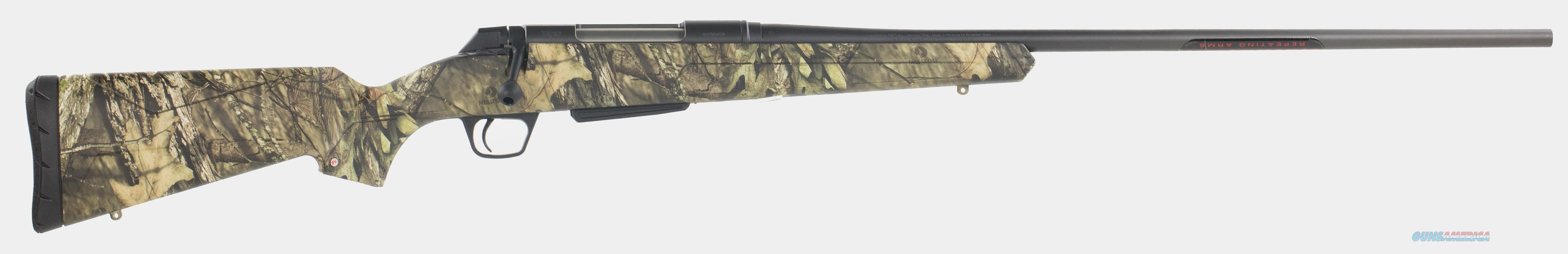 "Winchester Guns 535704236 XPR Hunter Bolt 338 Win Mag 26"" 3+1 Synthetic Mossy Oak Break-Up Country  Guns > Rifles > W Misc Rifles"