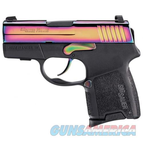 SIG SAUER P290RS 9MM RAINBOW SLITE 6+1 290RS-9-RB  Guns > Pistols > Sig - Sauer/Sigarms Pistols > P290