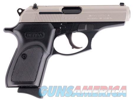 "Bersa T380RDT8 Thunder 380 380 Automatic Colt Pistol (ACP) Single/Double 3.5"" 8+1 Black Polymer Grip  Guns > Pistols > B Misc Pistols"