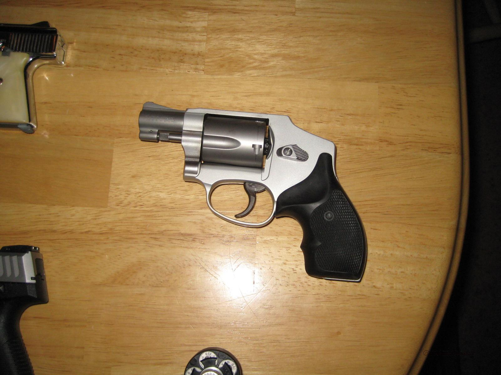 S&W Airweight 38 Spl  Guns > Pistols > Smith & Wesson Revolvers > Pocket Pistols