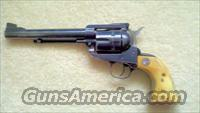Ruger New Model Blackhawk 357  Guns > Pistols > Ruger Single Action Revolvers > Blackhawk Type