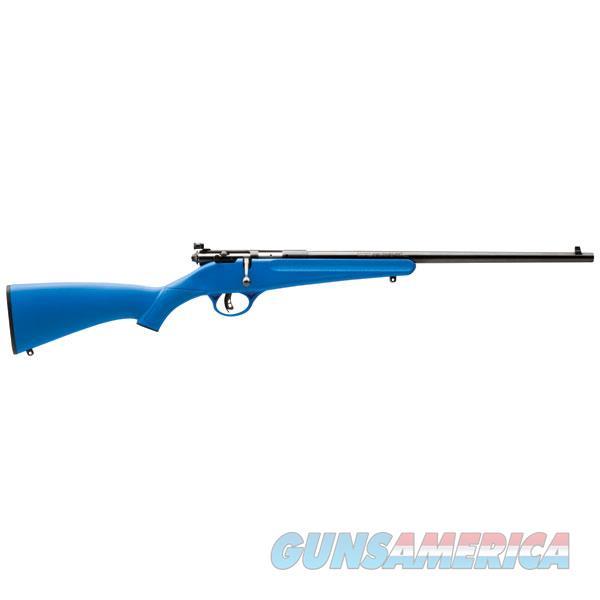 """Savage Arms Rascal 22Lr 16"""" Blue Syn 13785  Guns > Rifles > S Misc Rifles"""