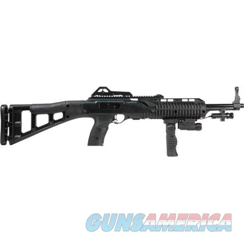 Hipoint Semi-Auto Rifle 9Mm, Rh, 16.5 In, Blk, Plmr Stock, 10+1 Rnd, Std Trgr 995TS FG FL LAZ  Guns > Rifles > H Misc Rifles