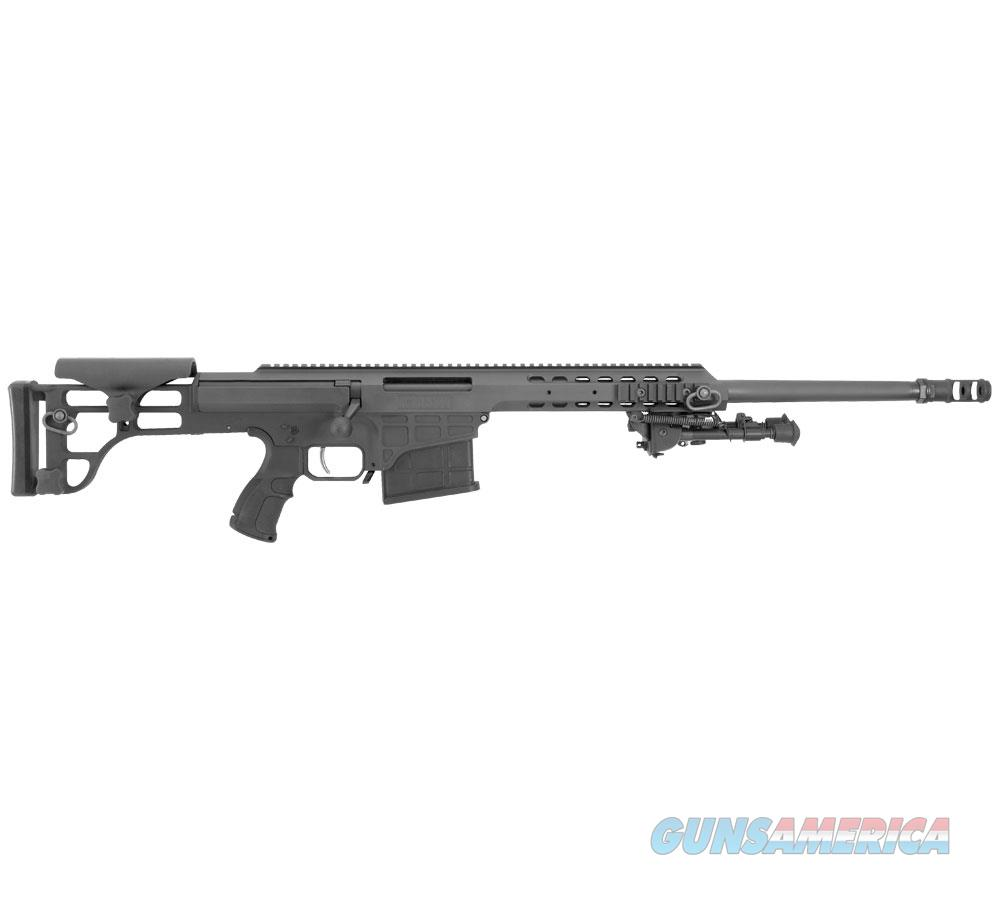 "Barrett 14800 M98b Tactical  Bolt 308 Winchester/7.62 Nato 16"" 10+1 Fixed Metal Black Stk Black Hardcoat Anodized/Black Phosphate 14800  Guns > Rifles > B Misc Rifles"