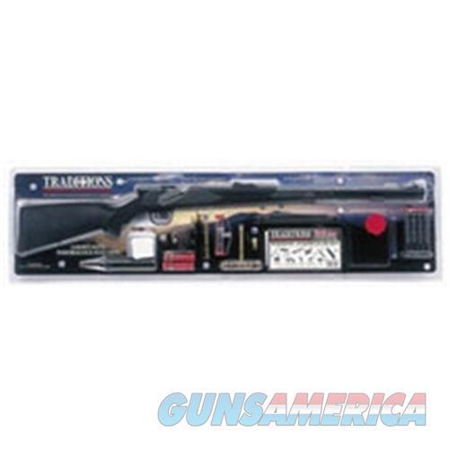"Traditions Tracker 209 Muzzleloader Rifle 50Cal Redi-Pak 24"" Bl Syn RS44003470  Guns > Rifles > TU Misc Rifles"